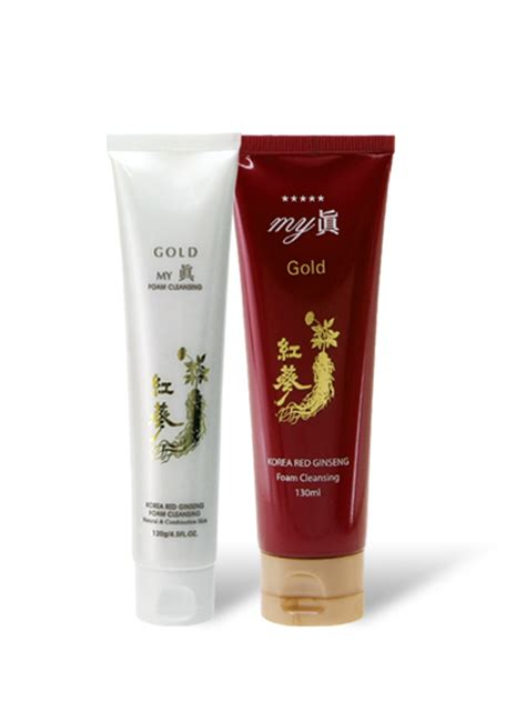 Gold Skin Detox by Gold My Jin Korea Ginseng Foam Cleansing From Nexxen