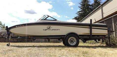 centurion ski boats for sale ski centurion sport bowrider 2001 for sale for 15 000
