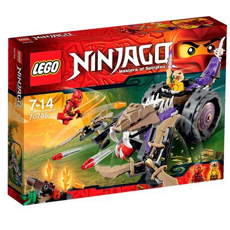 lego ninjago anacondrai crusher 70745 163 18 00 hamleys