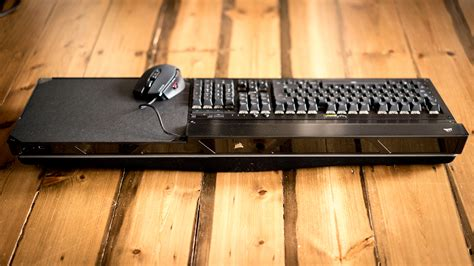 couch keyboard corsair lapdog vs razer turret which mouse and keyboard