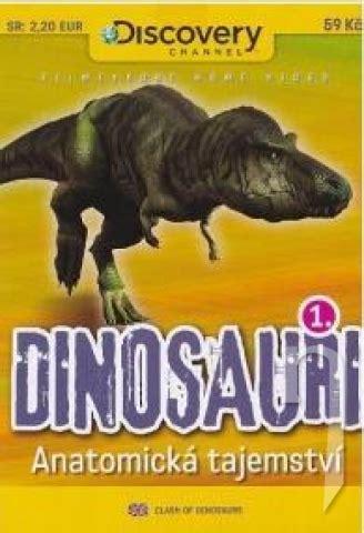 film dokument dinosaurus dvd film dinosauri 1 anatomick 233 tajomstv 225 papierov 253
