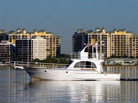 power boats for sale ta fl 2007 striker 44 sport fisherman power boat for sale www