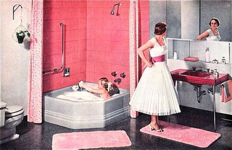 pink and blue bathroom ideas 40 vintage pink bathroom tile ideas and pictures