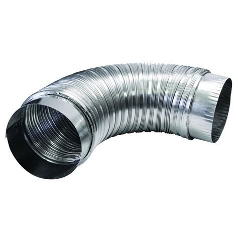 Aluminium Selang Duct Ducting 4 Inch 1 master flow 4 in x 25 ft insulated duct r8