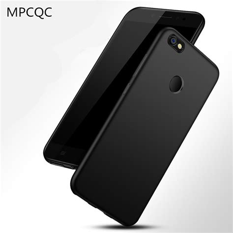 Redmi 5c Softcase mpcqc ultra thin black soft silicone tpu for xiaomi redmi note 5a 5 4x 4 pro 4a 3 s mi 5x 5