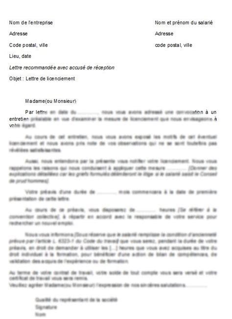 Exemple De Lettre De Démission Avec Préavis De 15 Jours Sle Cover Letter Exemple De Lettre De Licenciement Assistant Maternelle