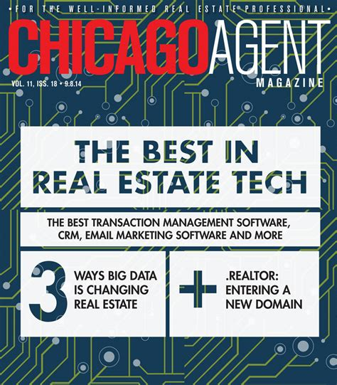 Best Real Estate Mba Programs 2014 by The Best In Real Estate Tech Chicago Magazine