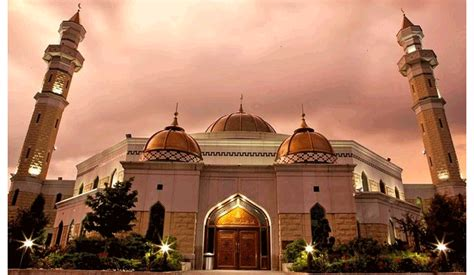 Garden Grove Masjid Mosques In America A Blending Of Cultures Featured Article