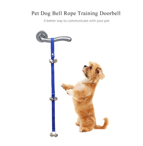 bell puppy universal adjustable puppy bell rope house doorbell buy jumia