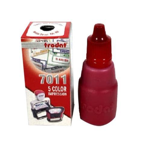 Tinta Stempel Merah Jual Trodat 7011 Tinta Stempel Merah Harga