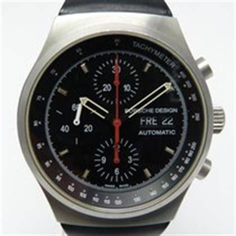 Porsche P6000 by Pre Owned Porsche Design Watches On Chrono24
