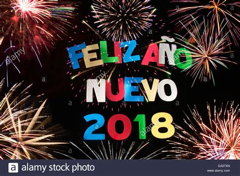 Imagenes De Feliz Ano | feliz ano nuevo 2018 stock photo royalty free image