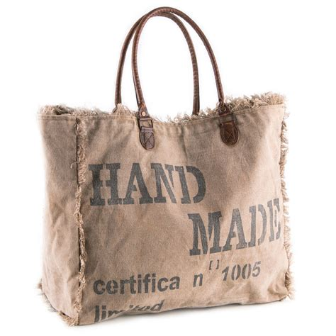 Handmade Bag - country home decor this just in canvas handbags and totes