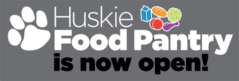 Food Pantry Open On Thursday by Huskie Food Pantry Niu Student Involvement