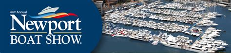 newport boat show admission newport in water boat show april 27 30 2017 lido marina