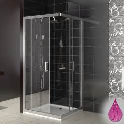 glamü duschen pin duschkabinen duschabtrennungen glasduschen glam 195 188