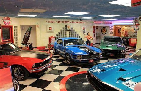 mustang garage mustang garage car collections garage