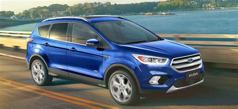 ford kuga interior  exterior  car review