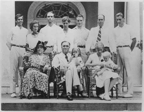 new family file franklin d roosevelt and family in hyde park new