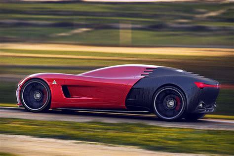 Alfa Romeo Concept Cars by Alfa Romeo C18 Concept Uncrate