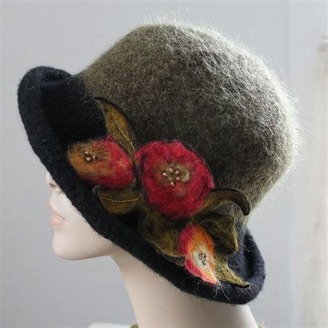pattern for felt hat 1000 images about knit felt hats on pinterest quick