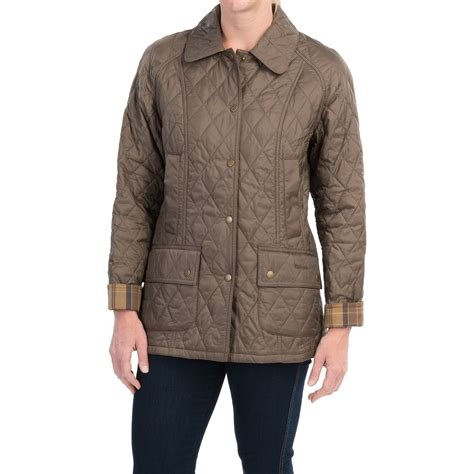 Barbour Quilted Beadnell by Barbour Summer Beadnell Quilted Jacket For