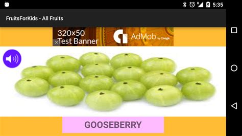 3 fruits name fruits with name picture android apps on play