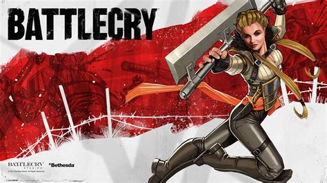 Battle Cry battlecry is bethesda s take on team fortress vg247
