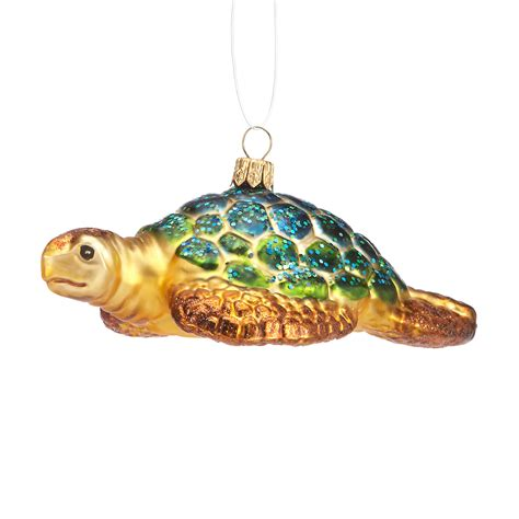 sea turtle christmas ornament gump s