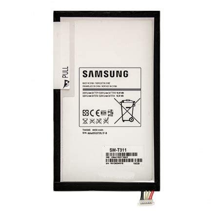 Battery Baterai Samsung T311 Tab 3 80 T4450e Original 100 bateria original samsung galaxy tab 3 8 0 sm t310 t311