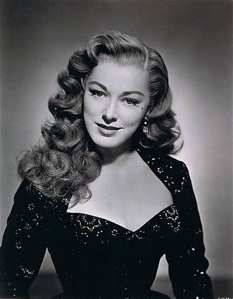 longest hair in hollywood 40s hollywood hairstyle vintage lady s hairstyle vintage