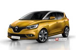 Nouvelle Renault Scenic Scoop Nouveau Renault Sc 233 Nic 4 2016 D 233 Voil 233 Le 1er