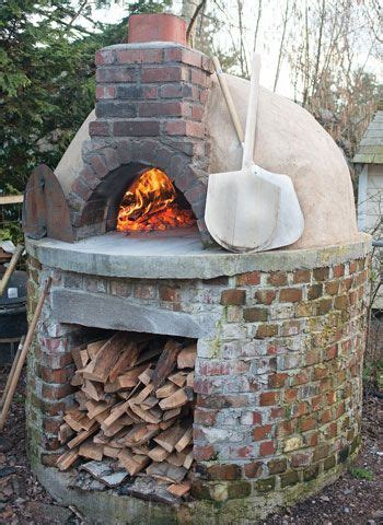 build   wood fired pizza oven northwest