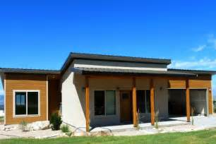 Small Kit Homes zip kit homes are efficient streamlined prefab houses out of utah