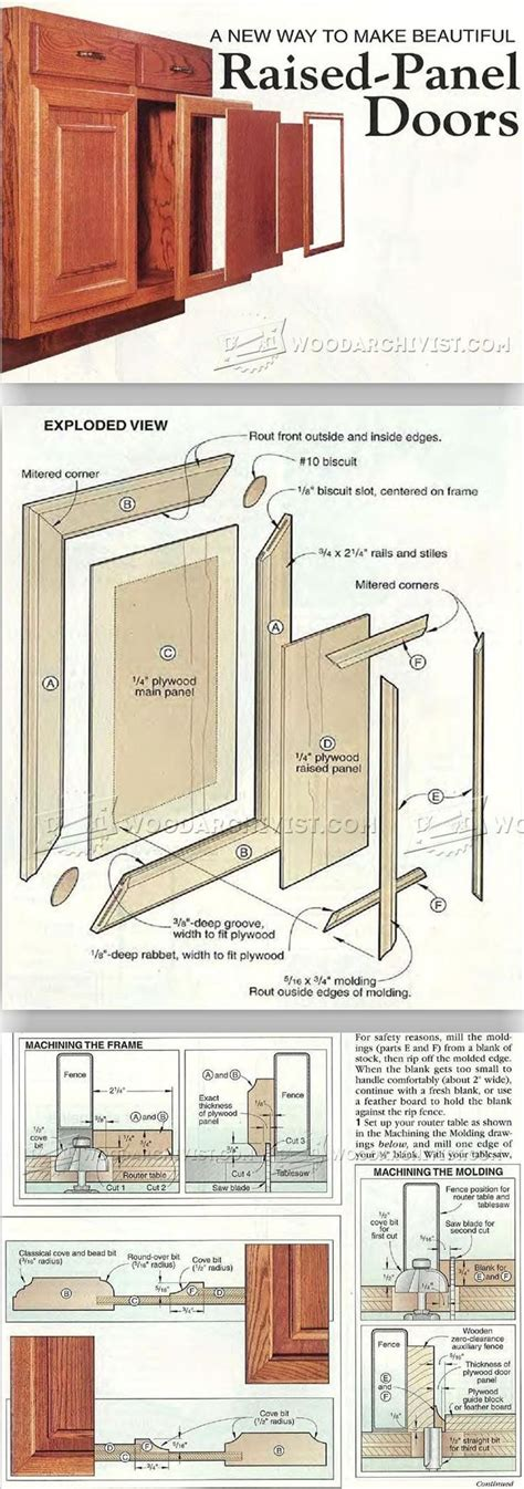 how to make raised panel cabinet doors best 25 raised panel ideas on raised panel