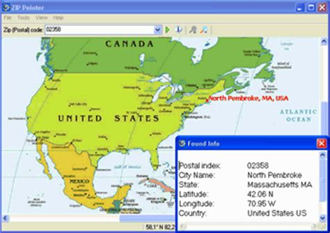Canadian Address Lookup And Verify Canada Towns And Area Code Map Software American Area Code Database