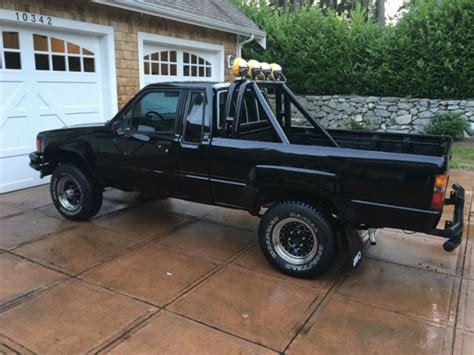 Marty Mcfly Truck For Sale by 1985 Toyota Sr5 Up Back To The Future Marty Mcfly