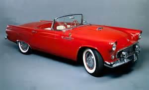 1955 Ford Thunderbird Car And Driver