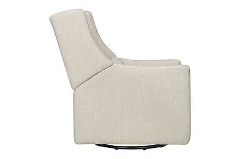 kiwi electronic recliner and swivel glider babyletto