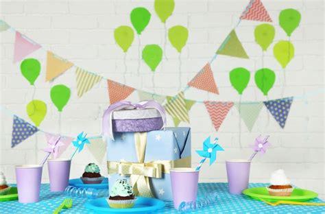 decorazioni tavola compleanno decorazioni di compleanno fai da te feste e compleanni