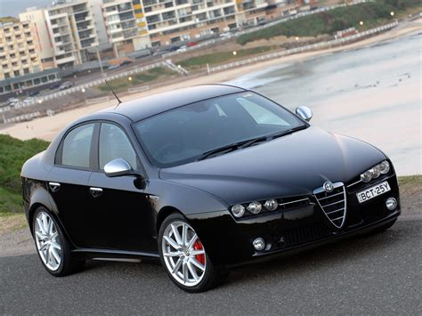 Alfa Romeo 159 Ti Alfa Romeo 159 Ti Au Spec Wallpapers Cool Cars Wallpaper