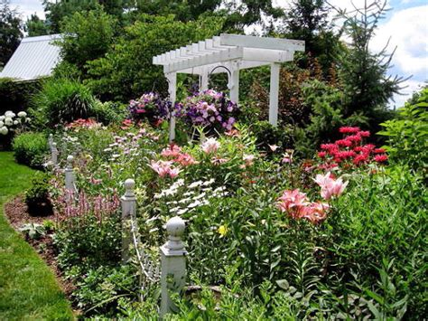 white cottage gardens cottage gardens to landscaping ideas and hardscape
