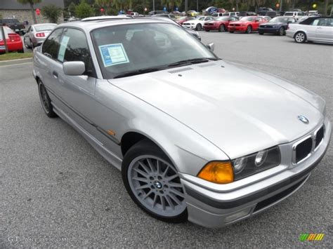 Bmw 323is by 1998 Arctic Silver Metallic Bmw 3 Series 323is Coupe