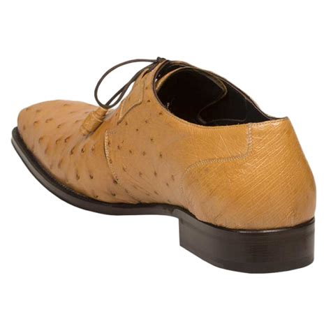 Are Designer Shoes Worth The Hefty Price by Mezlan Worth Ostrich Shoes Mustard Mensdesignershoe