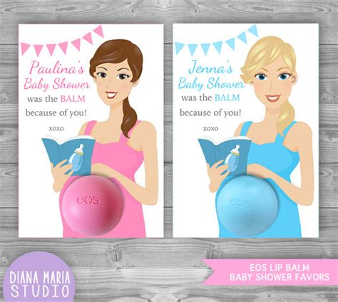 eos template for baby shower favors free eos baby shower favors printable favor tags pregnant