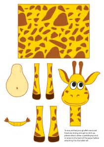 giraffe crafts idea for preschool preschool and kindergarten