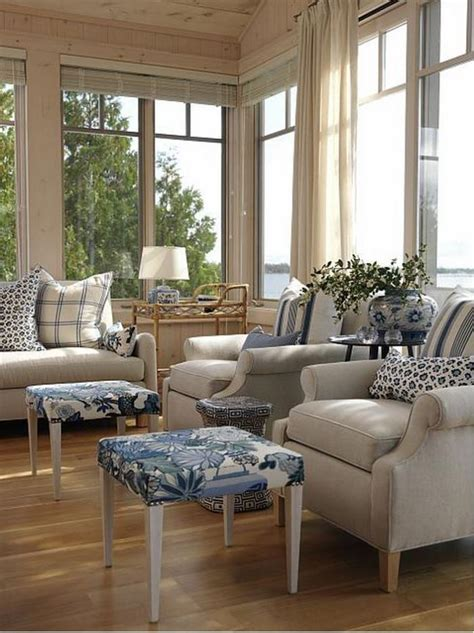 sarah richardson living rooms tour sarah richardson s beautiful island summer house
