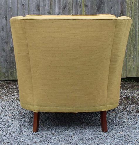 armchairs with ottomans pair modern regency armchairs with ottoman for sale at 1stdibs