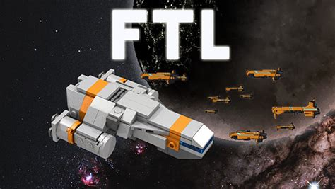Ftl Faster Than Light by Ftl Faster Than Light Lego Set Must Not Be