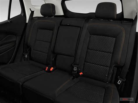 gmc terrain back seat 2018 gmc terrain interior u s report